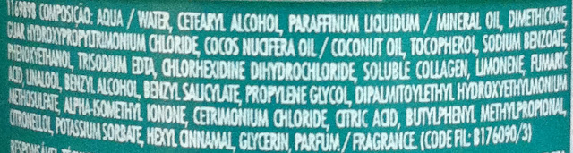 Resenha: Creme Para Pentear Hydra-Max Colágeno - Elseve