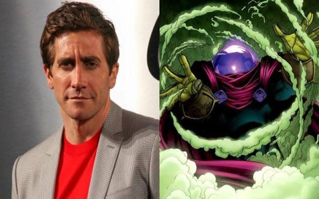 Jake Gyllenhaal podría ser el villano en secuela de Spiderman: Homecoming