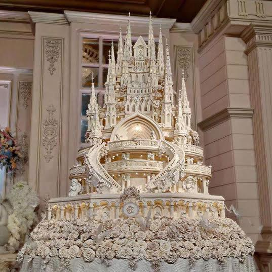 Best Wedding Cakes San Francisco