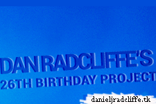 Birthday Project 2015 in partnership with Glowing Radcliffe, Portal Radcliffe, danielradcliffe.de & Daniel Radcliffe Brasil