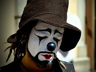Sobre cousas que a ninguén lle importan: Clownia