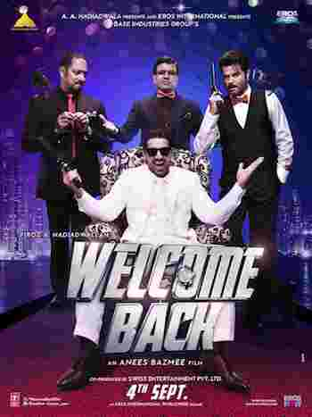 Welcome Back 2015 Hindi Movie Download