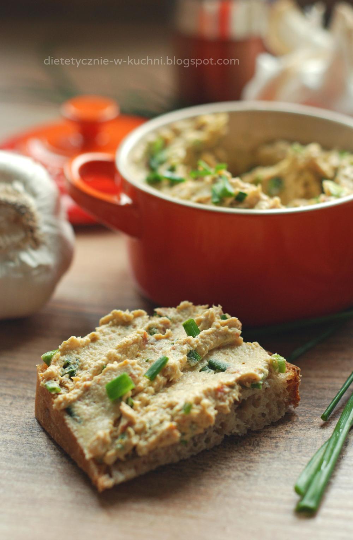 Moje Dietetyczne Fanaberie Pasta Do Chleba Z Kurczaka I Twarogu