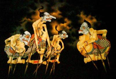 Arti Filosofis Dibalik 4 Tokoh Punakawan Dalam Wayang
