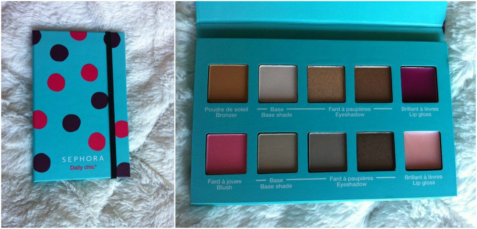 My Beauty Notebooks: Eye, Face & Lip Palettes by Sephora Collection #20