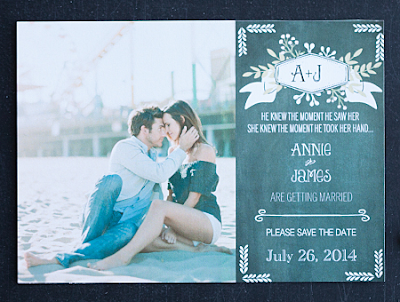 Cheap Wedding Save The Dates