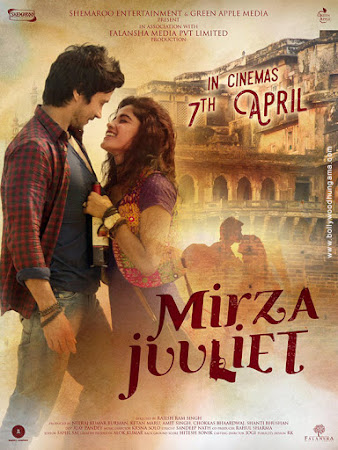 Mirza Juuliet (2017) Movie Poster