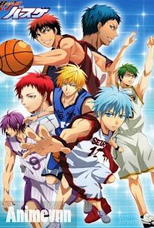 Kuroko No Basket SS2 - Bóng Rổ Của Kuroko Phần 2 2012 Poster