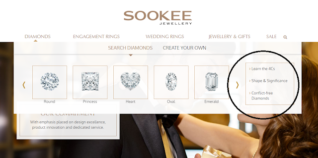 Soo Kee e-store - Diamond tutorials