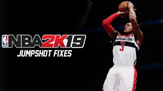 NBA 2K19 JumpShot Fix