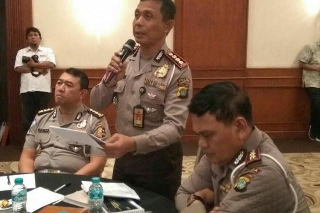 """Sindiran Telak Polri Pada Kengawuran Anies Baswedan Manjakan PKL Jualan di Jalan dan Trotoar, """"Silahkan Tata PKL, Tapi...."""""""