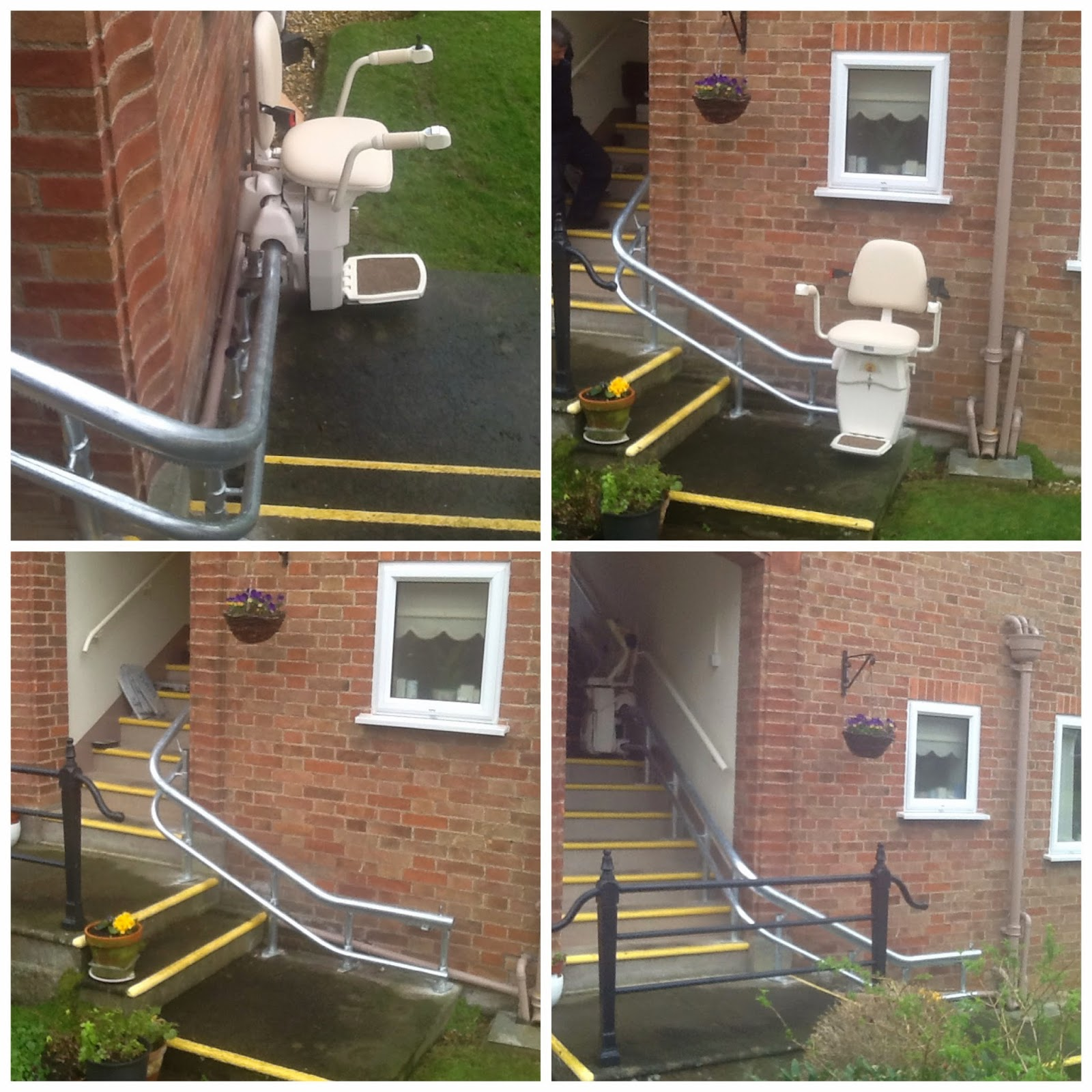 Outdoor Chair Lifts Stair Lifts
