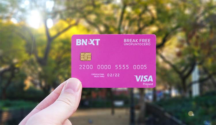 [5€ GRATIS] BNext Cuenta Contracorriente .
