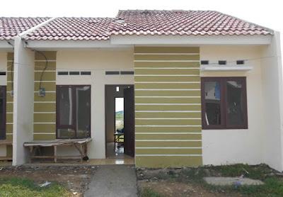Desain 3D Rumah Minimalis Type 21 Dengan Tampilan Modern 5