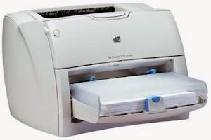 HP Laserjet 1200 Driver printer