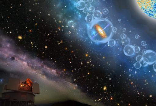 Descubren el agujero negro supermasivo más distante de todos los tiempos 157661-k6g--510x349%2540abc