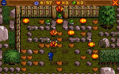 Dos天堂鳥炸彈超人硬碟綠色免安裝整合版下載,骨灰級轟炸超人遊戲!