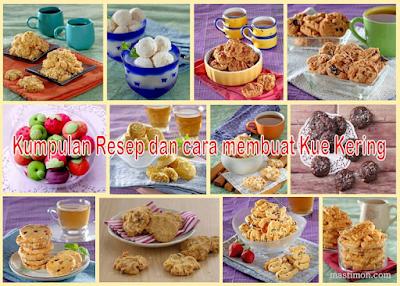 100 Resep Kue Kering Terbaru 2019 Untuk Persiapan Idul Fitri Racikanbumbu Com