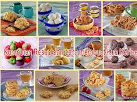 100 Resep Kue Kering terbaru 2018 untuk Persiapan Idul Fitri