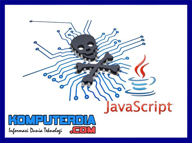 9 Jenis virus komputer yang dibuat dengan javascript