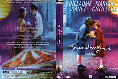 Carátula dvd: Quiéreme si te atreves / Jeux d'enfants / Desccargar / Película