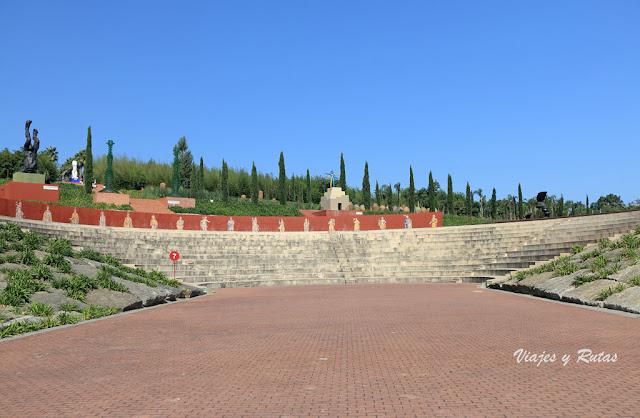 Anfiteatro de Buddha Eden