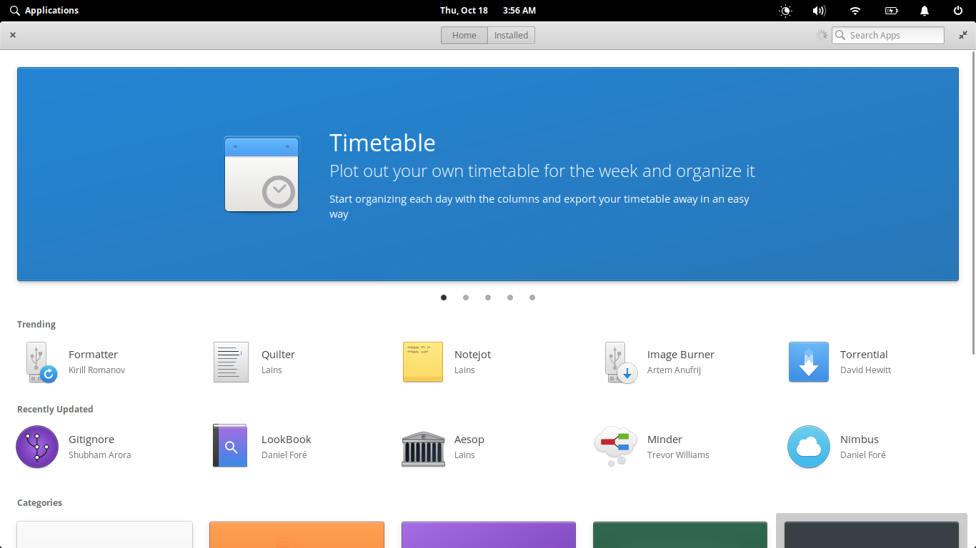 Ubuntu Buzz !: A Bright Spotlight on elementary OS 5 0