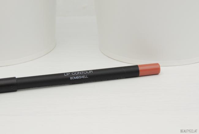 revue avis test huda beauty lip contour liquid matte bombshell