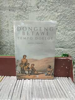 Buku Dongeng Betawi