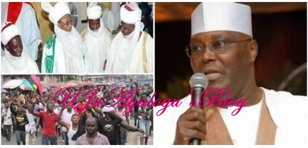 Atiku Abubakar raises alarm over anti-Igbo song circulating in some parts of the country