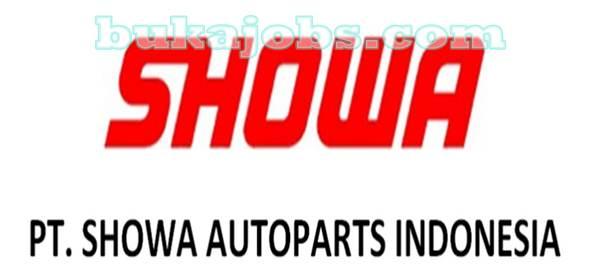 Lowongan Kerja PT Showa Manufacturing Terbaru