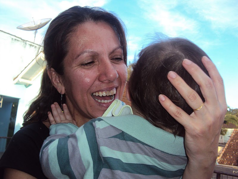 Eu Tenho Um Sonho De Que Um Dia Meus Quatro Filhos Vivam: Big Mãe Adotiva: Maio 2011