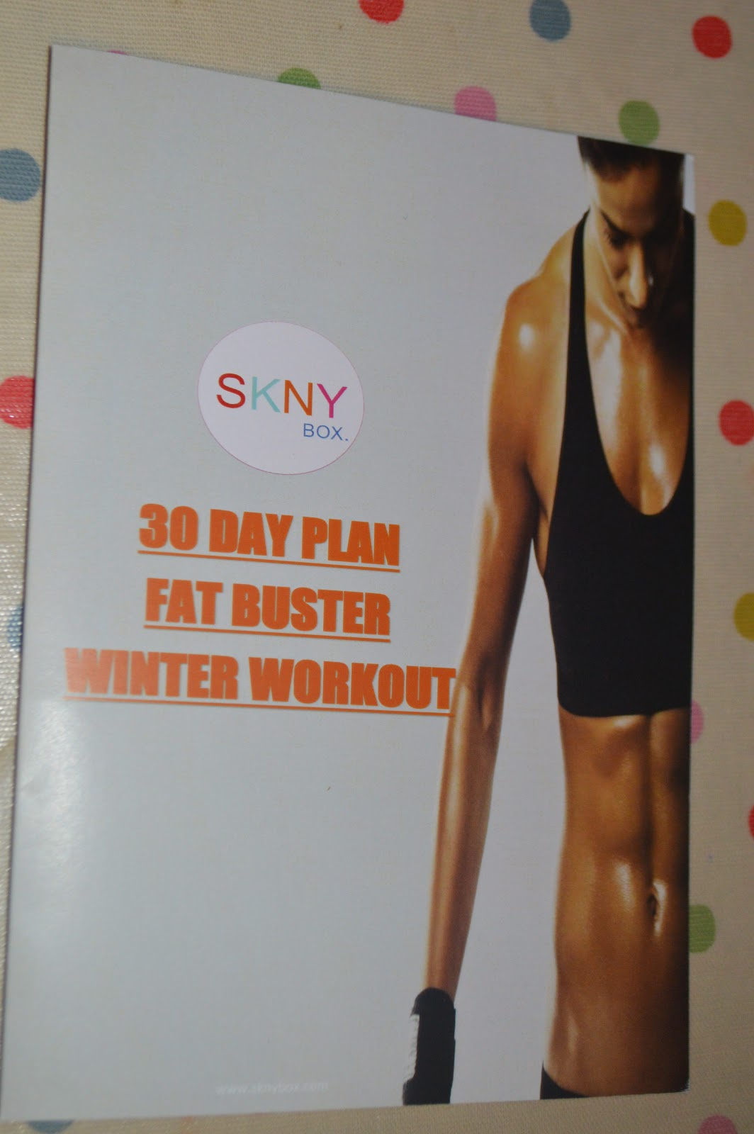 , A Stronger Knowledgeable New You for the New Year SKNY Box Review