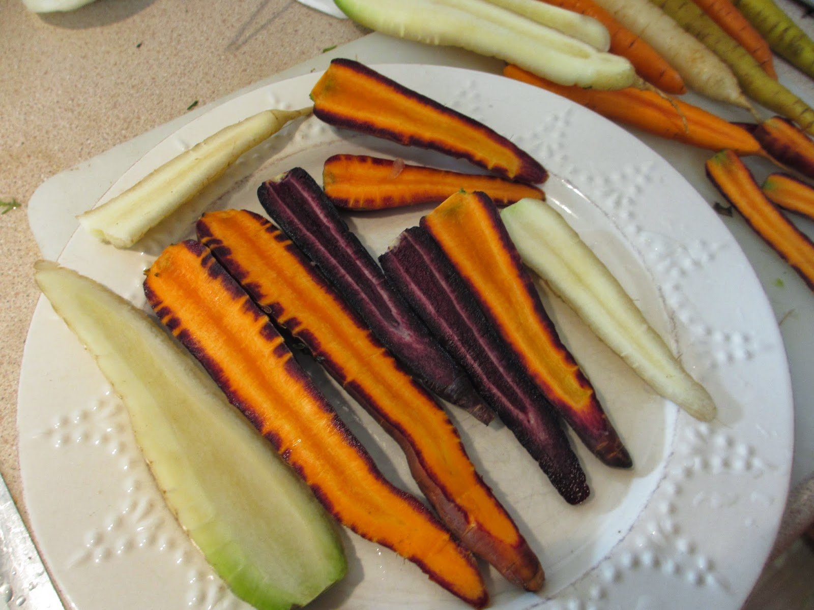 Cannundrums Colored Carrots