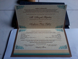 Undangan Pernikahan Termurah Mirana 05