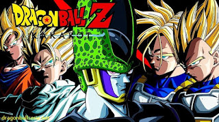 Dragon Bal Z - Saga de Cell Latino