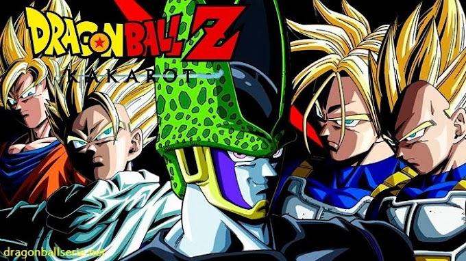 Dragon Bal Z - Saga de Cell Latino (EP118 - EP194)