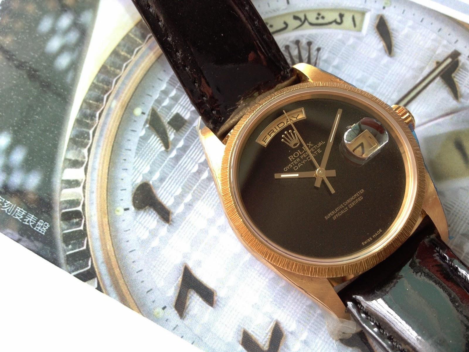 124bc11911e Hong Kong Watch Fever 香港勞友  簡約主義Minimalist
