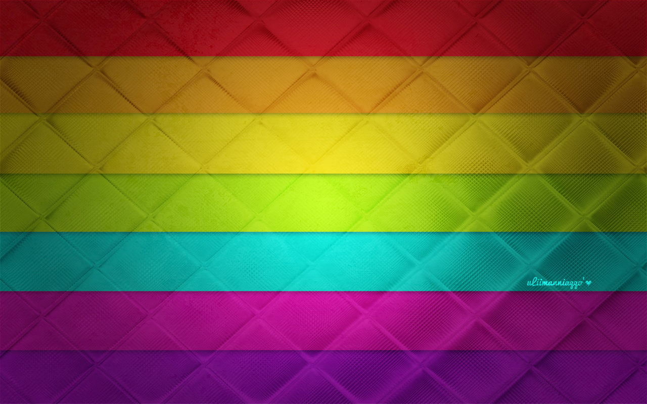 Iphone 4 Wallpaper Anime Wallpapers Hd 40 Fondos De Pantalla De Arcoiris
