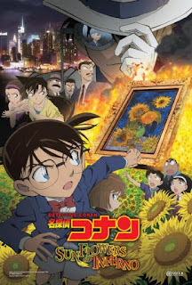 Film Detective Conan Movie 19 : Sunflowers Of Inferno (2015) Subtitle Indonesia