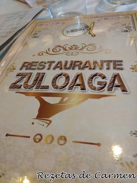 Restaurante Zuloaga en León
