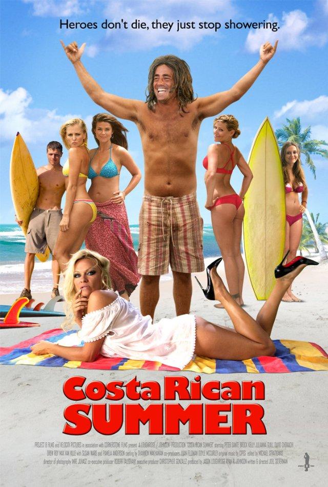 Costa Rican Summer affiche