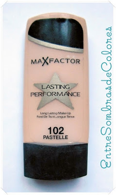 Base de maquillaje Lasting Performance Max Factor
