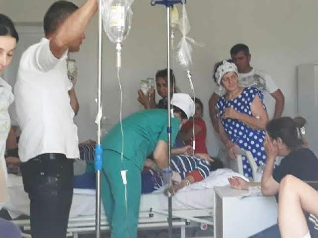 Por usar plaguicidas diez detenidos en Azerbaiyán