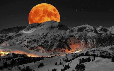Σοφία Ντρέκου: Παγωμένες ξάστερες νύχτες...