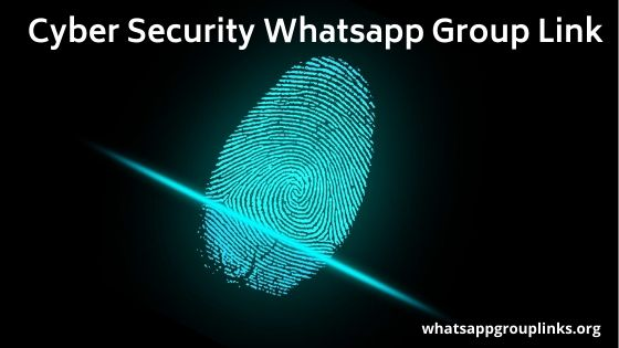 Cyber Security Whatsapp Group Link