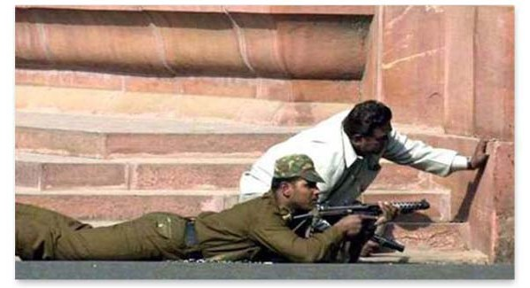 Indian Parliament attack case details and image