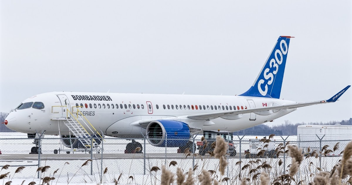 Egyptair Orders 12 Bombardier Cs300s Aeronef Net