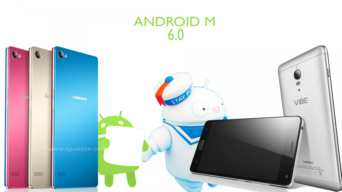 Pengguna Lenovo Vibe S1 Kebagian Update Android Marshmallow