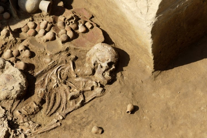More on Tomb belonging to Moche ruler unearthed in northern Peru